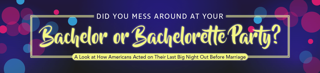 Did you mess around at your bachelor or bachelorette party?
