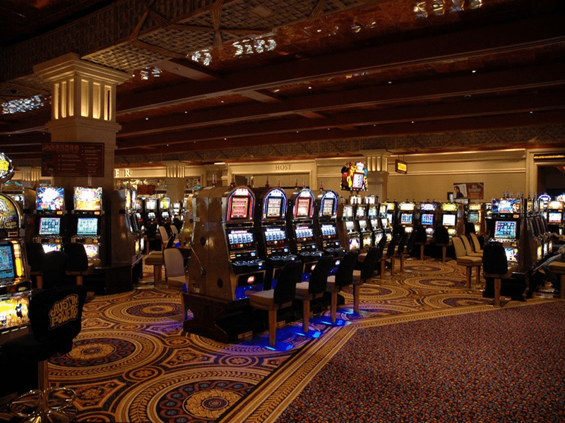 Slots and Casinos