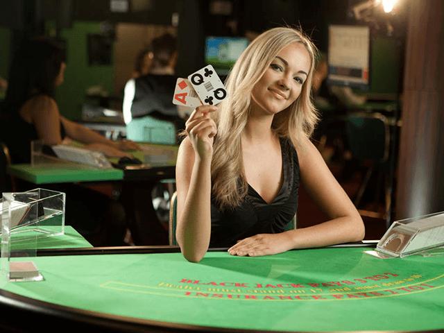 online casino dealer video