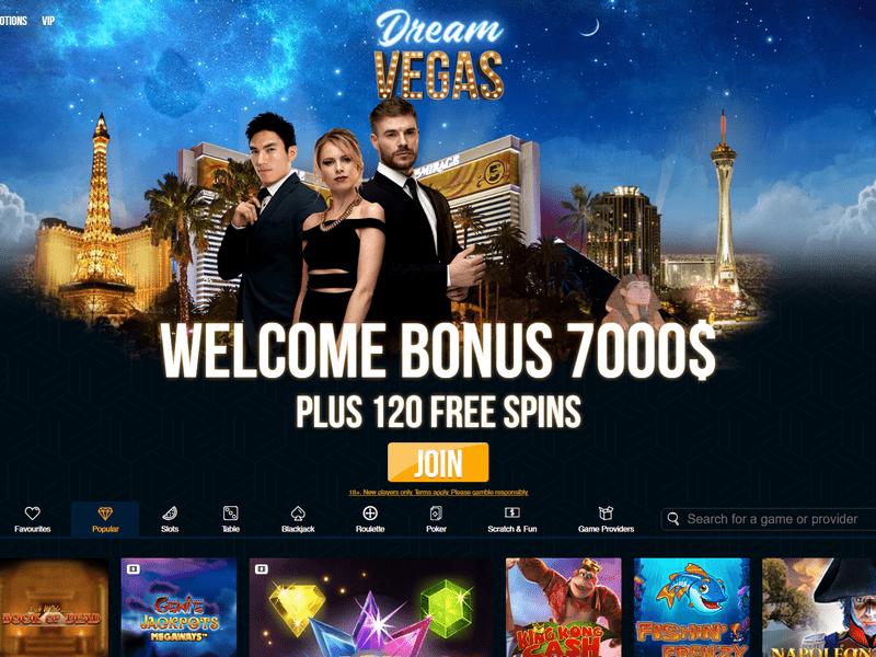 Dream Vegas Review