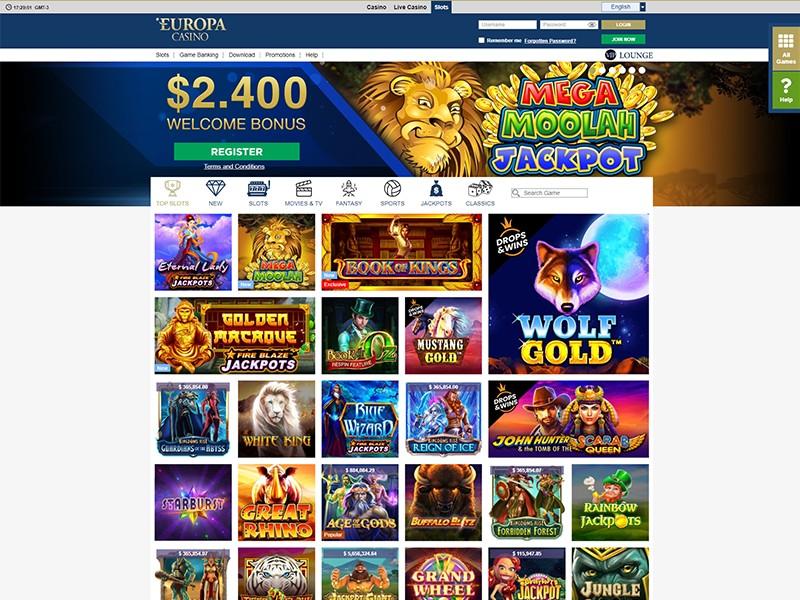 Bonuscode Online Casino Europa
