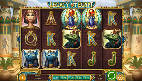 Legacy Of Egypt Main