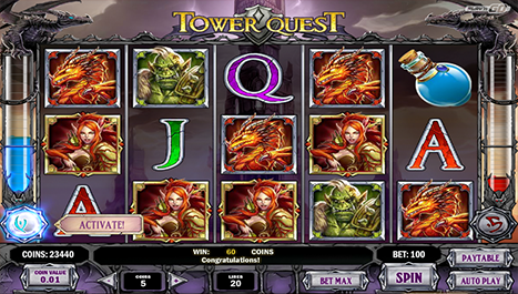 Tower Quest Main