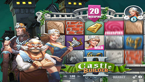 Castle Builder Main