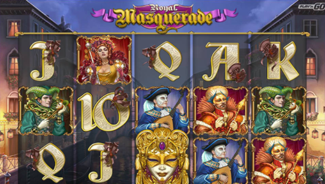 Royal Masquerade Main