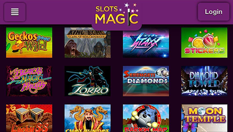 Slots Magic Main