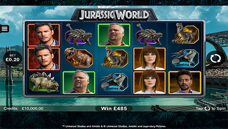 Jurassic World Main