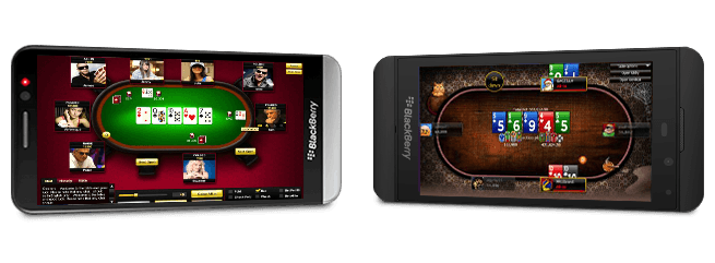 Full tilt poker blackberry playbook