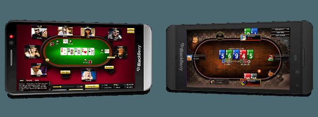 Full Tilt Poker Mobile Blackberry