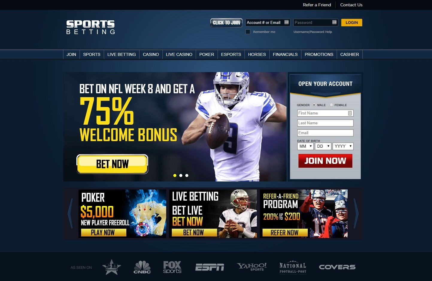 Sport betting online reviews college bowl betting trends mlb